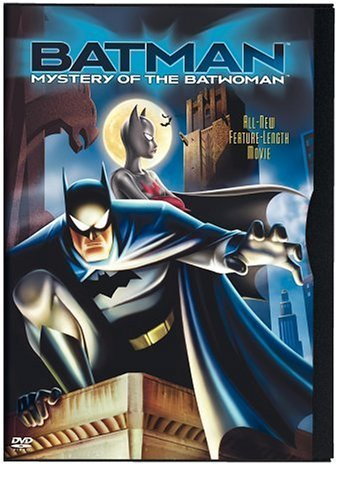 Mystery Of The Batwoman Batman Clr Nr
