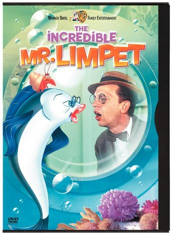 Incredible Mr. Limpet Knotts Cook Weston Duggan Keat Clr Nr