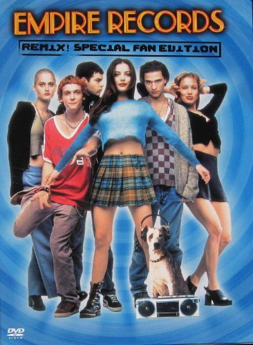 Empire Records Lapaglia Cochrane Whitworth Ty Clr Ws Snap Pg13