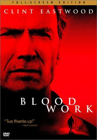 Blood Work Eastwood Huston Daniels Jesus Clr R
