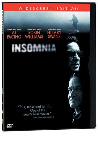 Insomnia (2002) Pacino Williams Swank Clr 5.1 Ws R