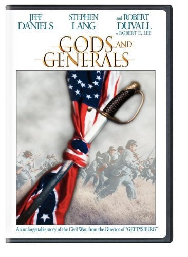 Gods & Generals Daniels Lang Duvall Conway DVD Ws