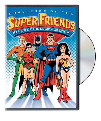 Attack Of The Legion Of Doom Challenge Of The Superfriends Nr