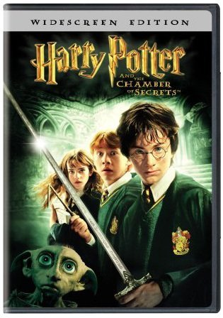 Harry Potter & The Chamber Of Radcliffe Grint Watson Branagh Clr Cc Ws Pg Digipak