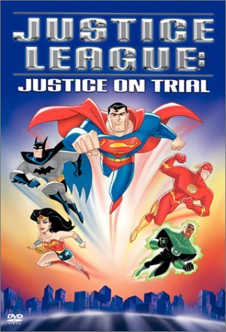 Justice On Trial Justice League Nr