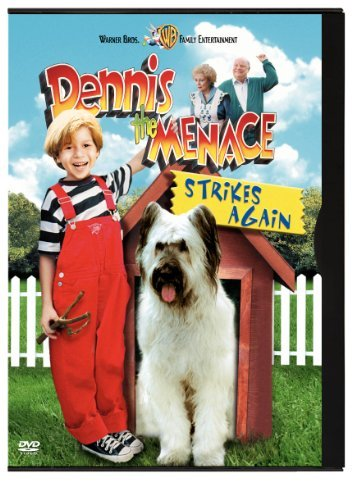 Dennis The Menace Strikes Agai Rickles Kennedy Cooper White Clr Ws Nr