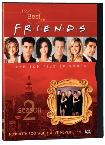 Friends Best Of Friends Season 2 Clr Cc Nr 2 DVD