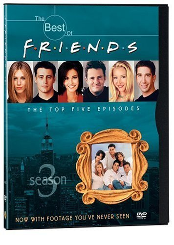 Friends Best Of Friends Season 3 Clr Cc Nr