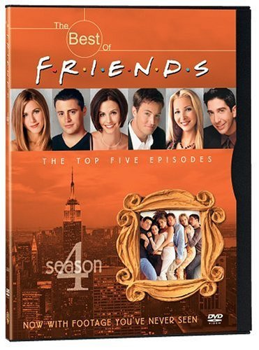 Friends Best Of Friends Season 4 Clr Nr