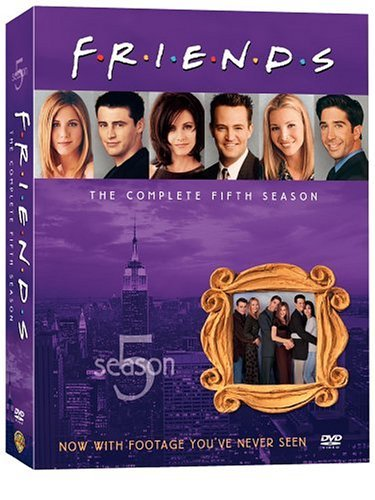 Friends Season 5 Clr Nr