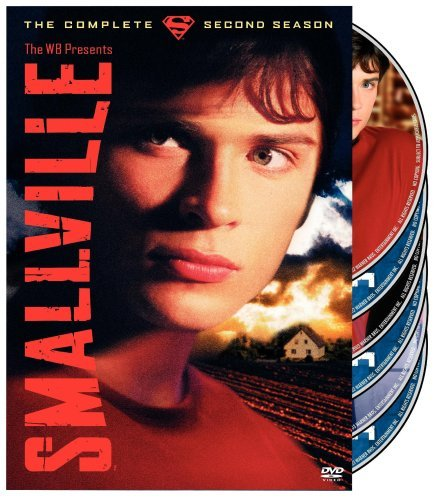 Smallville Season 2 DVD Season 2
