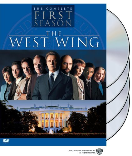 West Wing Season 1 DVD Nr 4 DVD