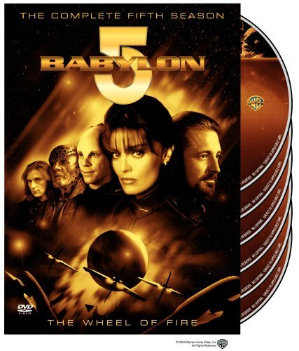 Babylon 5 Season 5 Clr Nr 6 DVD
