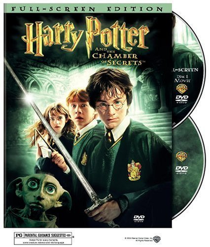 Harry Potter & The Chamber Of Radcliffe Grint Watson Branagh Clr Cc Pg Digipak