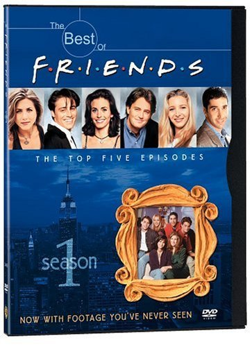 Friends Best Of Friends Season 1 Clr Cc Nr