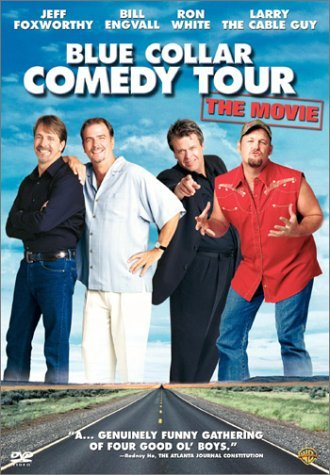 Blue Collar Comedy Tour White Engvall Foxworthy Cc 5.1 Snap Pg