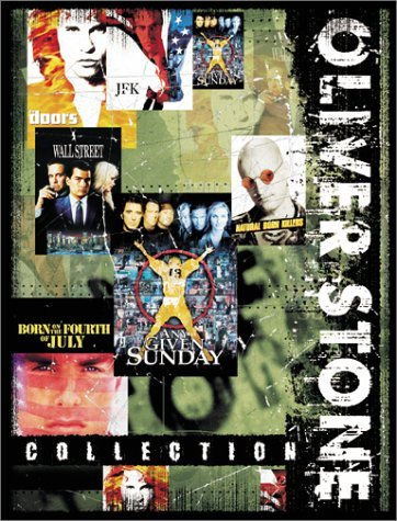 Oliver Stone Oliver Stone Collection Clr 5.1 Mult Sub Nr 7 DVD