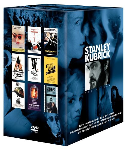 Stanley Kubrick Kubrick Collection (2001) Clr Bw Cc 5.1 Nr 9 DVD
