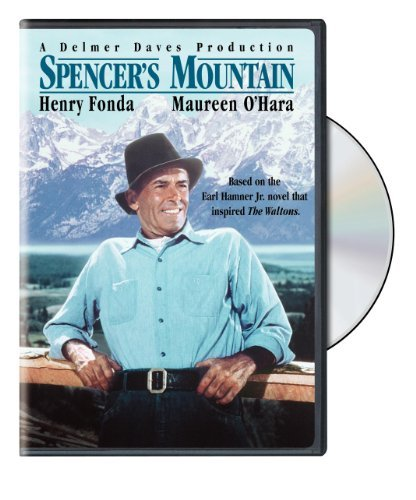 Spencer's Mountain Fonda Mac Arthur O'haraq Clr Cc Ws Snap Nr