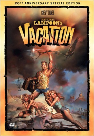 National Lampoon's Vacation Barron Chase D'angelo Quaid Ha Nr
