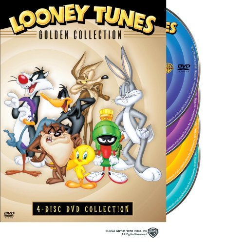 Looney Tunes Vol. 1 Golden Col Looney Tunes Nr 4 DVD