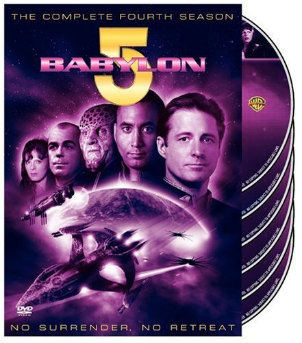 Babylon 5 Season 4 Clr Nr 6 DVD