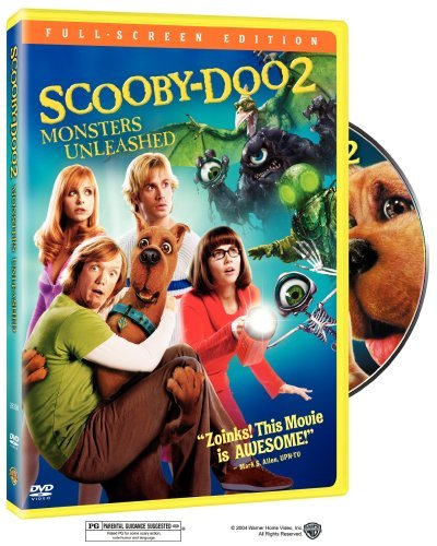 Scooby Doo 2 Monsters Unleashe Scooby Doo 2 Monsters Unleashe Scooby Doo 2 Monsters Unleashed