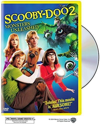 Scooby Doo 2 Monsters Unleashed Scooby Doo 2 Monsters Unleashed DVD Pg