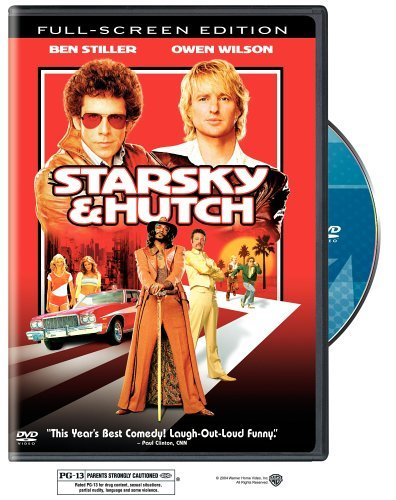 Starsky & Hutch Wilson Stiller Smart Snoop Dog Clr Nr