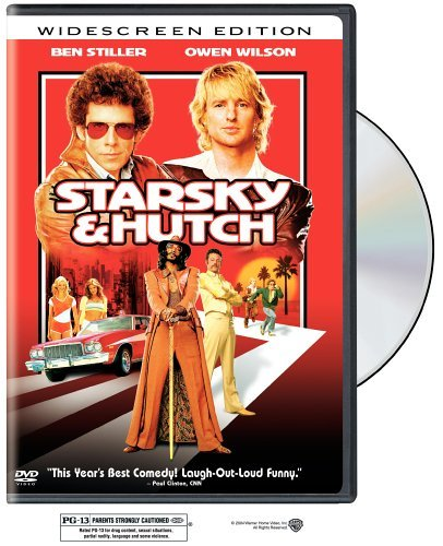Starsky & Hutch Wilson Stiller Smart Snoop Dog Clr Ws Nr