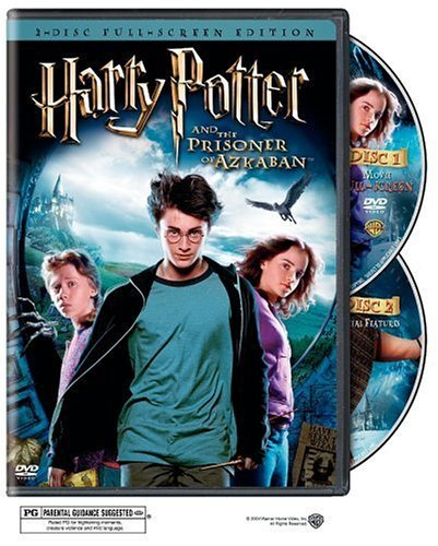 Harry Potter & The Prisoner Of Radcliffe Harris Grint Watson Clr Pg 2 DVD