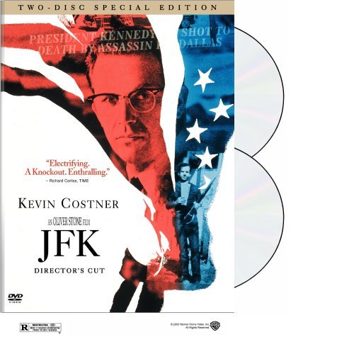 Jfk Costner Asner Oldman Jones Ws Special Ed. Digipak R 2 DVD