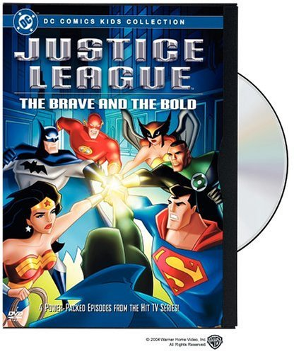 Brave & The Bold Justice League Nr