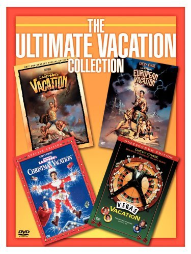 Ultimate Vacation Collection Ultimate Vacation Collection Clr Nr 4 DVD