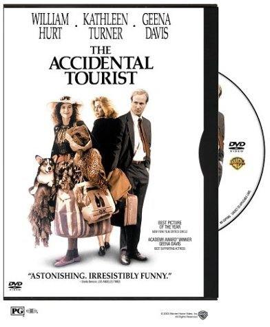 Accidental Tourist Pullman Stiers Begley Davis Clr Ws Pg