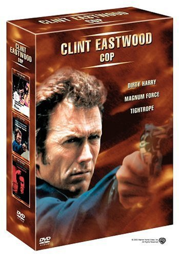 Cop Dirty Harry Magnum Force T Clint Eastwood 3pak Clr Nr 3 DVD