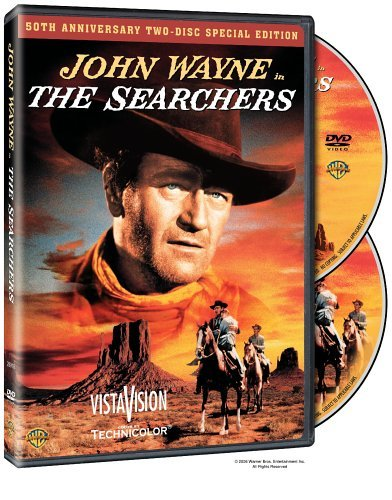 Searchers Wayne Wood Clr Ws Nr 2 DVD 50th An
