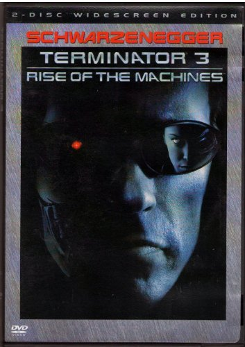 Terminator 3 Rise Of The Machines Schwarzenegger Stahl Loken Dan