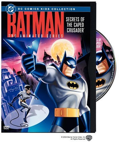 Batman Animated Series Secrets Of The Caped Crusader Clr Nr