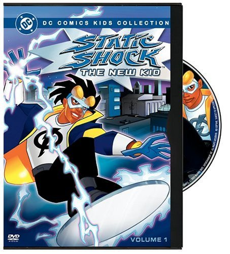 Static Shock New Kid Static Shock New Kid Clr Nr