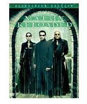 Matrix Reloaded Reeves Fishburne Moss Pinkett