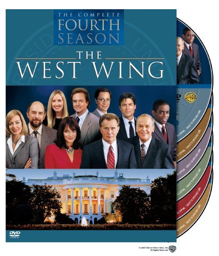 West Wing Season 4 DVD Nr