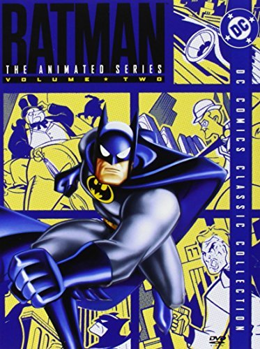 Batman The Animated Series Volume 2 DVD Nr