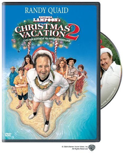 Christmas Vacation 2 Cousin Ed Thomas Barron Asner Quaid Flyn Nr