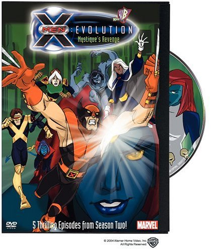 X Men Evolution Mystique's Revenge Clr Nr