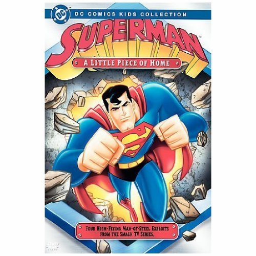 Little Piece Of Home Superman Animated Series Nr