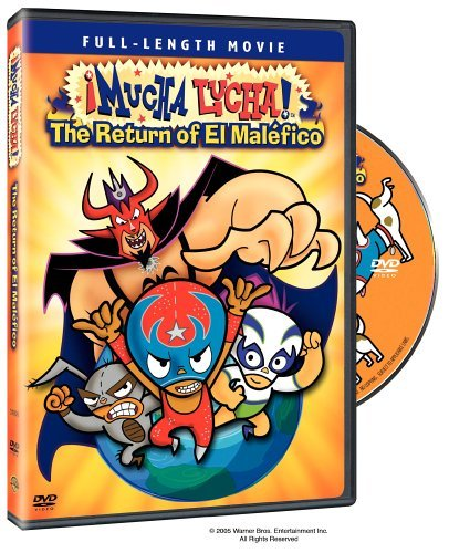 Mucha Lucha Return Of El Malefico Clr Chnr