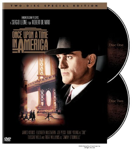 Once Upon A Time In America Pesci Mcgovern Aiello Woods Clr Ws Nr 2 DVD