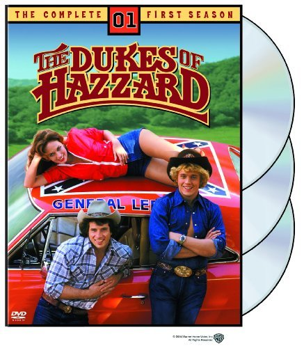 Dukes Of Hazzard Season 1 Clr Nr 3 DVD