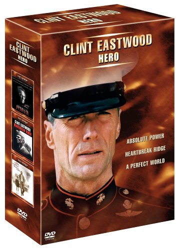 Hero Absolute Power Heartbreak Clint Eastwood 3pak Clr Nr 3 DVD